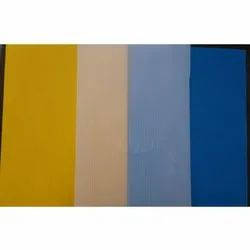 Corona Treated PP Corrugated Sheet