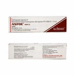 4000 IU Erythropoietin Injection