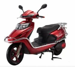 Mantra Marvel Adv. Red Color Battery Operated Scooter