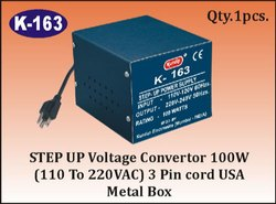 K-163 Step Up Voltage Converter