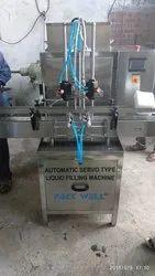 Pesticides Chemical Filling Machine