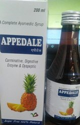 Caraminative Digestive and Dyspeptic Syrup