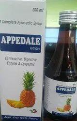 Caraminative Digestive and Dyspeptic Syrup