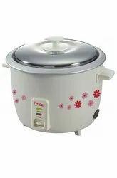 Prestige Rice Cooker PRWO 1.8, Grey