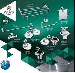 Cruse Brass bathroom set
