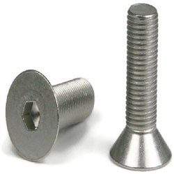 Flat Countersunk Head Bolts