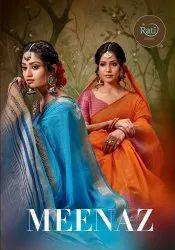 Festive Wear Rati Meenaz Silk Saree