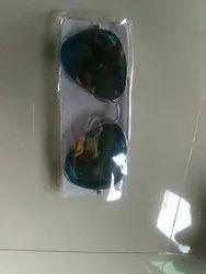 Black Round Mens Sunglasses