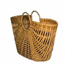 Sea Grass Weaved Handicraft Shopping Bags