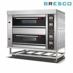 Bresco Gas Bakery Oven 2 Deck 4 Tray