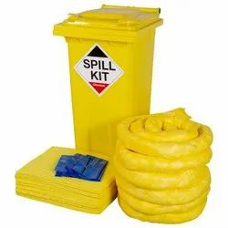 Chemical / Hazmat Absorbents Kit 17 Gallon