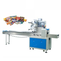 Detergent Soap Pouch Packing Machine