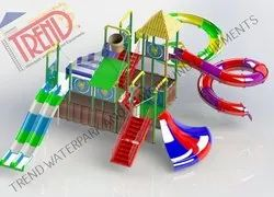 Water Slide Multiplay System