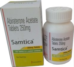 Abraterone Acetate Samtica 250mg