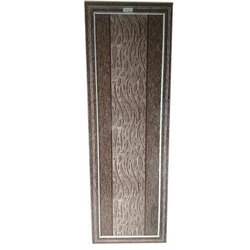 Hinged Decorative PVC Laminated Door, Features: Waterproof