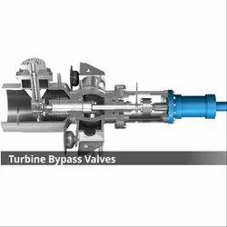 Chemtrols A182F22 Turbine Bypass Valve