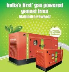 25 KVA Mahindra Gas Genset