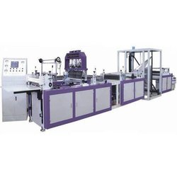 Continuous Shrink Wrapping Machine