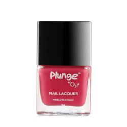 O3  Plunge Nail Paint Polish Lacquer Colour (Front Row Red)