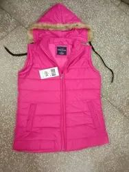 Hd N.s Polyester Girls Winter Jackets, Size: Large