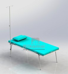 Quarantine/Isolation Bed With Saline