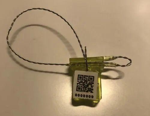 Energy Meter Seal - QR Coded Security Meter Seal