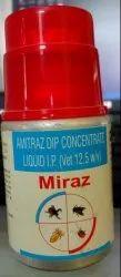 Amitraz Dip Concentrate Liquid IP Vet 12.5 % W/v 15ml