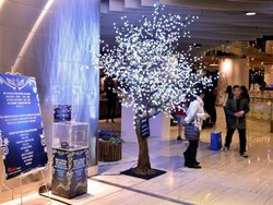 Single Color LED Tree
