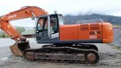 FTH Standard Tata Hitachi Zaxis 350 LC Excavator Radiator 5 Rows H/D, Synthetic Liquid