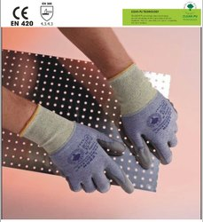 Powerclean Synthetic Knitted Dipped Gloves