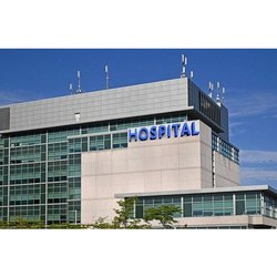 Hospital Building Construction Services, in Local Area