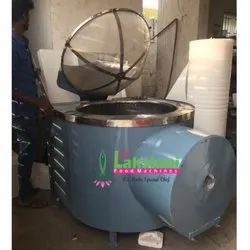 Frying Machine Circular Batch Type Diesel