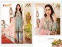 Fepic Rosemeen Arcenia Georgette Embroidered Pakistani Salwar Suits