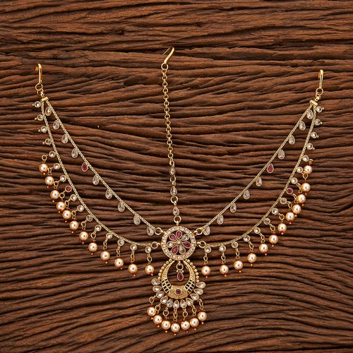 Women Antique Chand Damini with Gold Plating 23379
