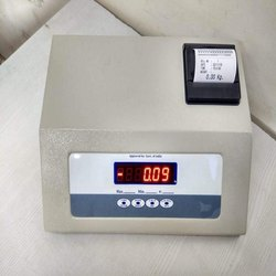 Weighing Indicator With Label Printer