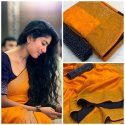 Vichitra Silk Saree