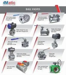 Actuators Ball Valves