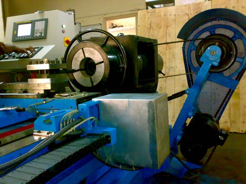 Image result for CNC PVC PIPE Threading Machine