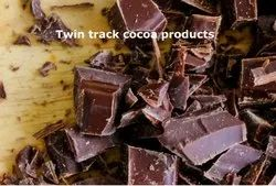Live more Brown Couverture Milk Chocolate