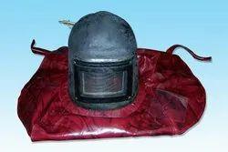 ABS Sand Blasting Helmet, Model Name/Number: Ts