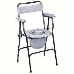 Armrest Commode Chair