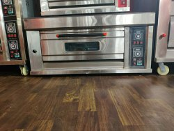 Single Automatic Pizza Oven, For Biscuit