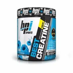 Icy Blue Raz BPI Sports Best Creatine Supplement, Packaging Type: Plastic Container, 0 - 1 Kg
