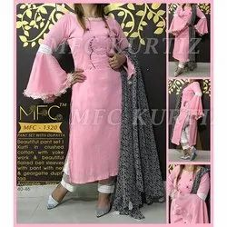 MFC 1320 Cotton Kurti with Pant