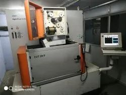 Wire Cut EDM Machine- AGIECHARMILLES CUT 20P