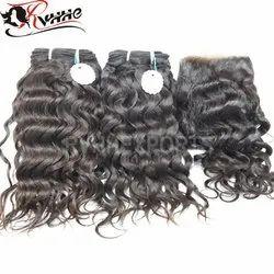 Weft Brazilian Virgin Curly Hair
