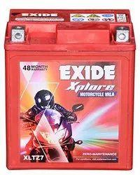 Exide Xplore XLTZ 7 12V 7 AH