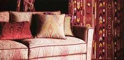 Vama 100 % Polyester Silk Furnishings for Upholstery
