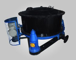 Four Point Bag Lifting Centrifuge Machine