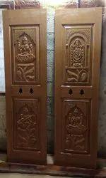 Pooja Carved Doors